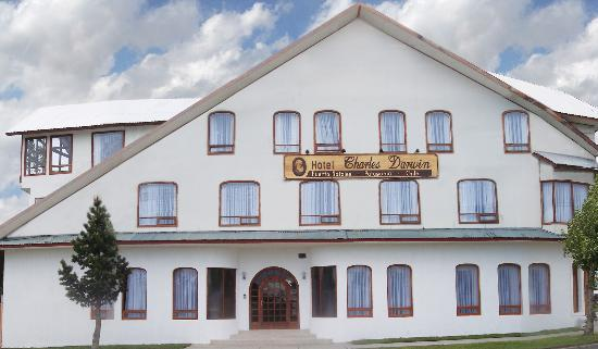 Charles Darwin Hotel: front