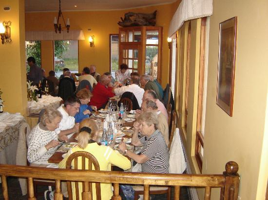 Charles Darwin Hotel: Restaurante 2