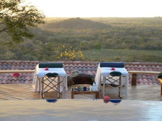 Los Altos de Eros: our sunset massage awaits