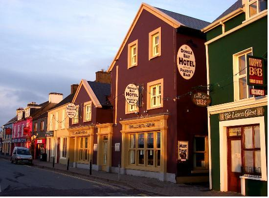 View of Dingle Bay Hotel