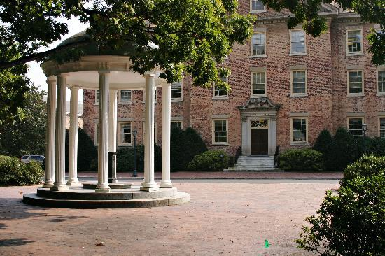 University of North Carolina: The Old Well