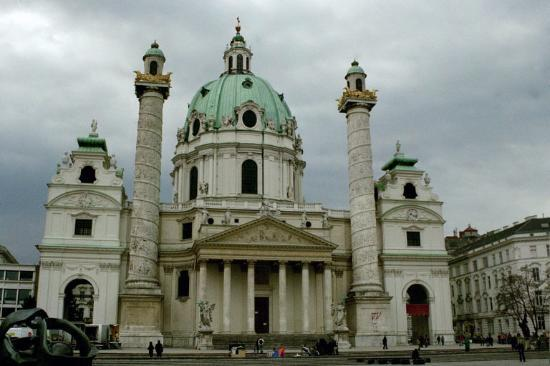 St. Charles's Church (Karlskirche)