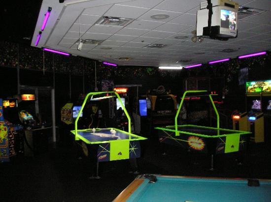 Red Lion Hotel Orlando - Kissimmee Maingate: Game room