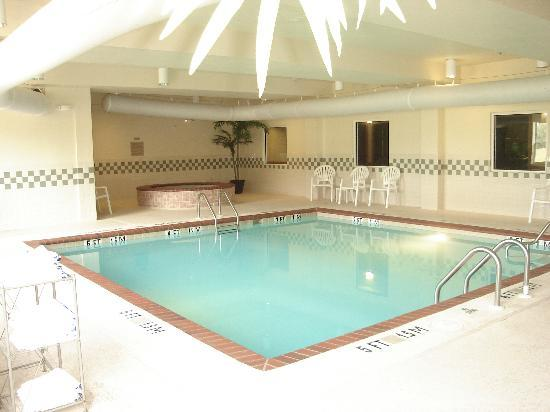 Country Inn & Suites By Carlson, Prattville: indoor pool spa heated