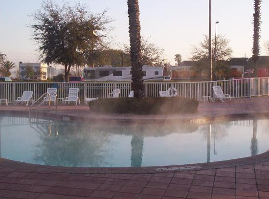 Clarion Suites Maingate: another pool pic