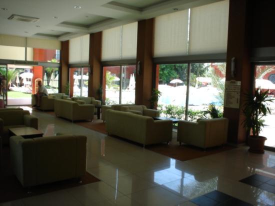 Asdem Park Hotel: lobby