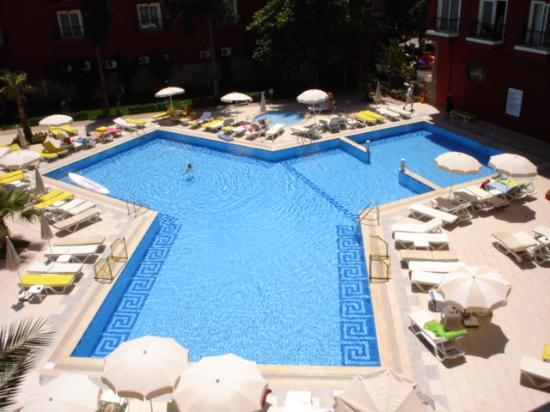 Asdem Park Hotel : swiming pool