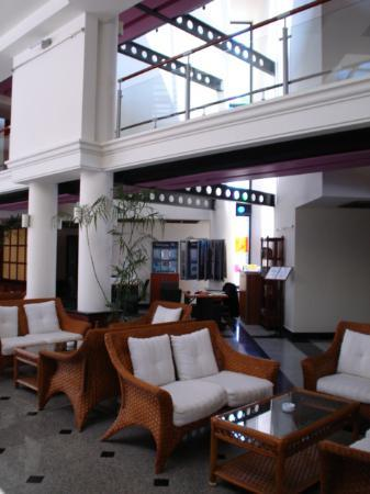 Sundance Resort: lobby