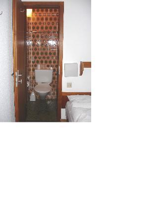Elite Alpine Lodge: Toilet and Bathroom