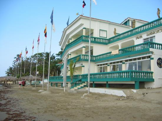 Playa Sans Souci Hotel Photo