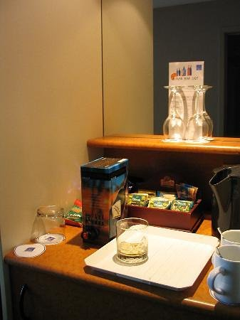 Novotel Hamilton Tainui: Coffee Tea