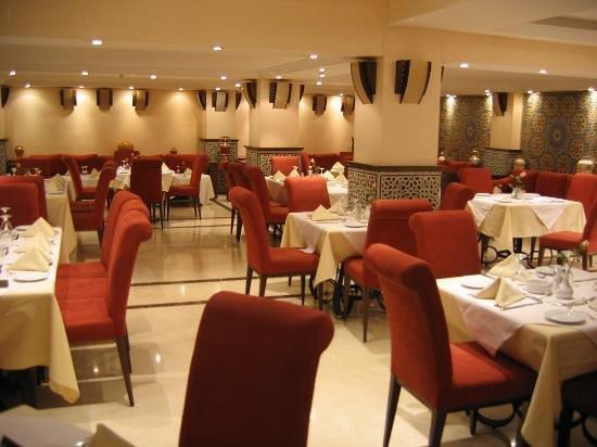 Golden Tulip Farah Rabat: Restaurant