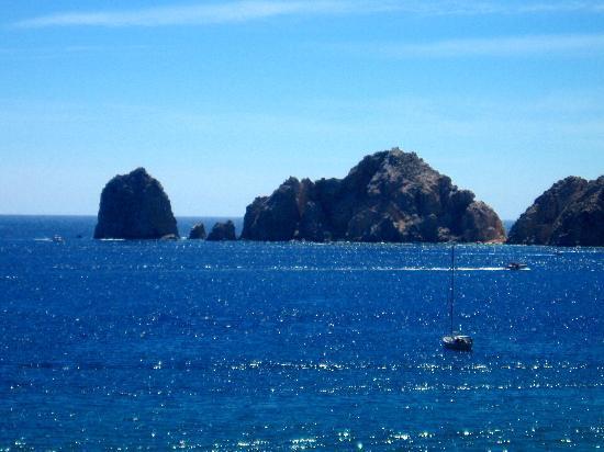 Club Cascadas de Baja: View from Cascades de Baja