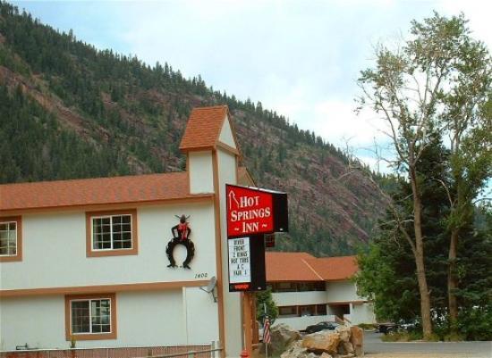 Hot Springs Inn, Ouray, CO
