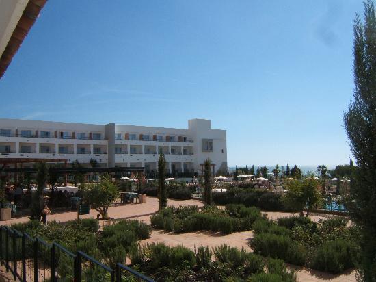 Hotel Fuerte Conil - Costa Luz: Hotel grounds