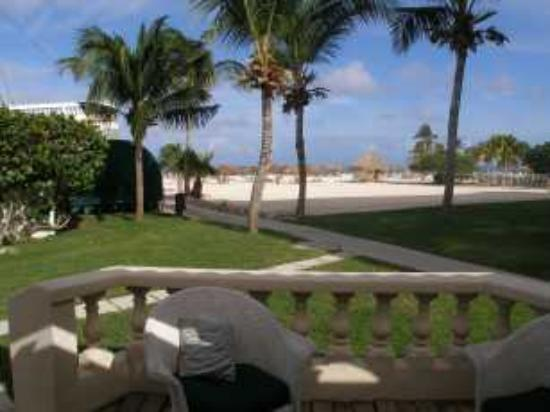 Bucuti & Tara Beach Resort Aruba: Oceanview bungalo 2  ???