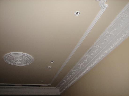 Hotel Montecarlo Barcelona: ceiling detail