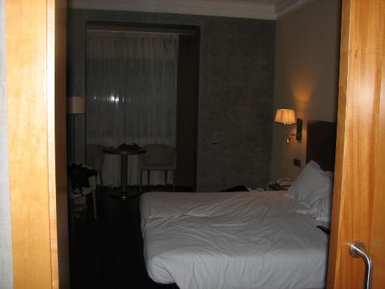 Hotel Montecarlo Barcelona: view from window