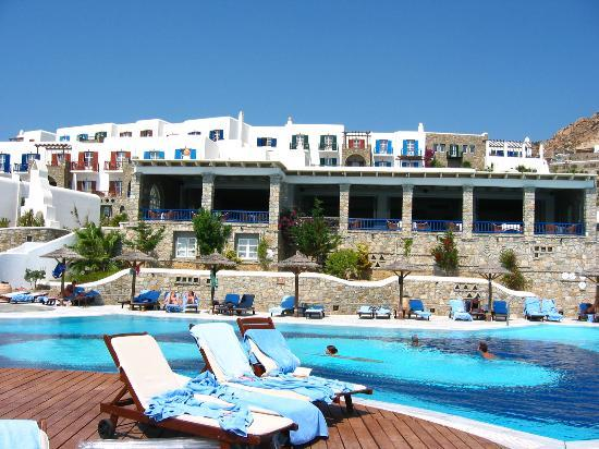 Mykonos Grand Hotel Resort Photo