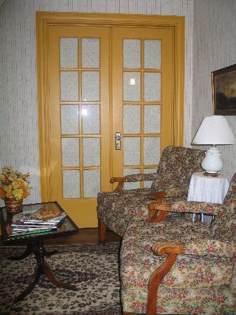 Duchess Of Kent Inn: 3rd floor sitting area