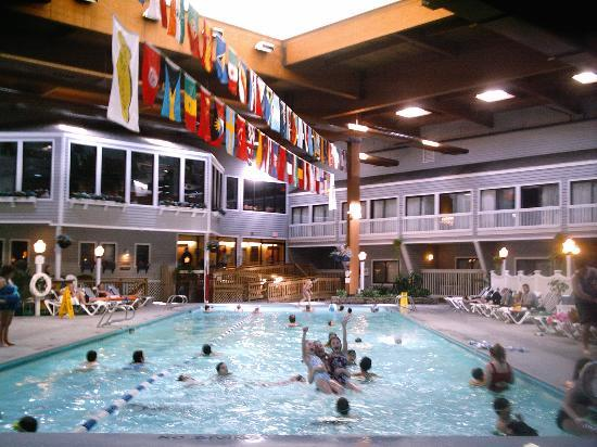 The Cove at Yarmouth: The Indoor Pool