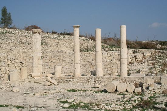 Atlantica Bay Hotel: Ancient Ruins of amathus