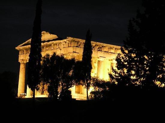Temple of Hephaestus (Thiseio) Photo