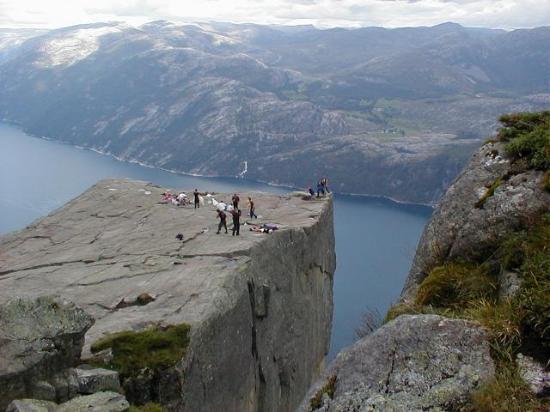 Stavanger, Norway: Preikestolen