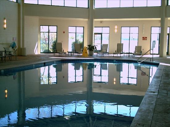Coushatta Grand Hotel: indoor pool