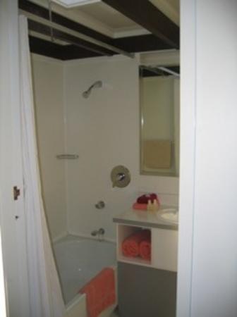 Coastal Motor Lodge: bathroom