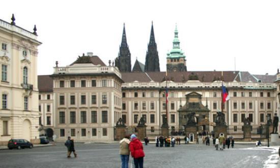 Boutique Hotel Seven Days : Prague Castle