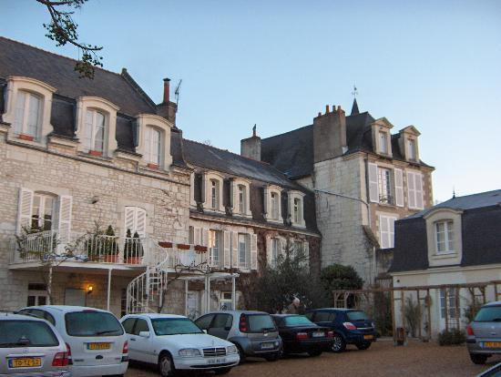 The beautiful Hotel Diderot