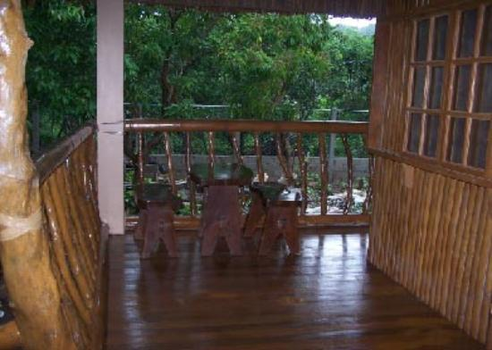 Native cottage at Bura-akay Nature Resort