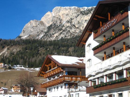 Selva di Val Gardena, Włochy: The Villa Gran Baita Hotel (Center)