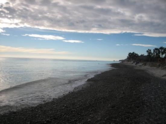 Cabo Pulmo, Mexico: The deserted Beach