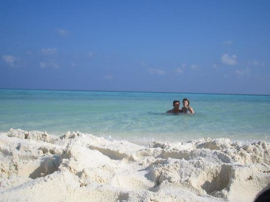 LUX* South Ari Atoll: Who needs a pool?