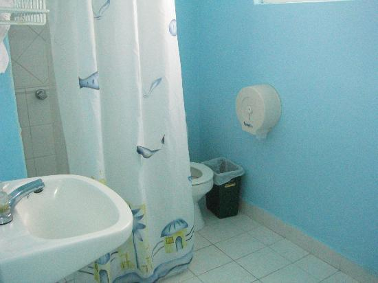 Hostal Alcala: Rm 3, big bath