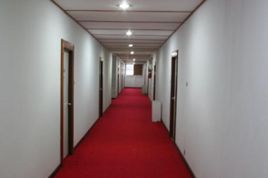 """Nana Hotel : The """"inviting"""" corridor"""
