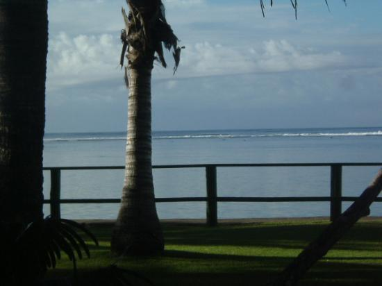 Fiji Hideaway Resort & Spa: View from our bure