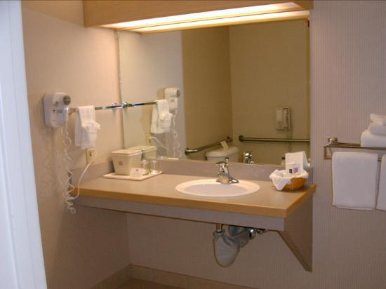 BEST WESTERN PLUS Kennewick Inn: Bathroom Sink Area