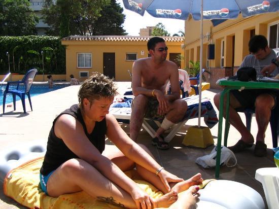 Hotel Itaca Fuengirola: The Bungalows