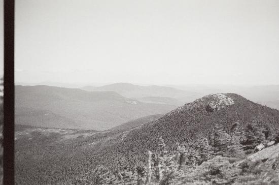 Goose Eye Mountain: Looking back at Carlo Col