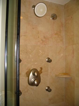 Le Blanc Spa Resort: Great shower!!