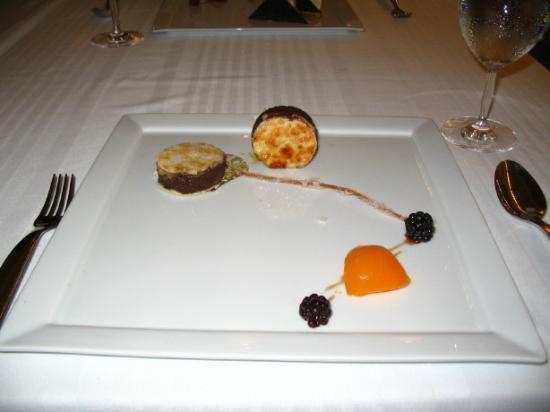 Le Blanc Spa Resort: Typical desert