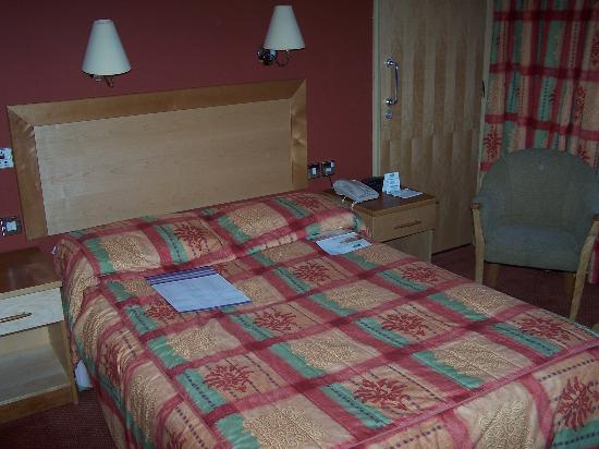 Holiday Inn A55 - Chester (West): Double Room