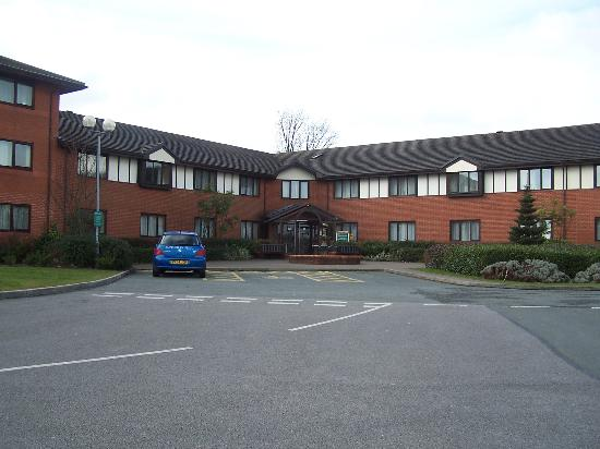 Holiday Inn A55 - Chester (West): Hotel Front