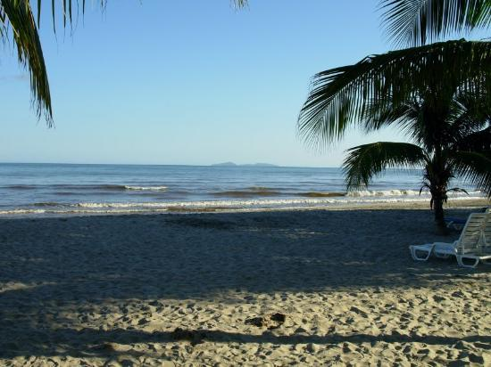 Palma Real Beach Resort & Villas: The beach at the resort