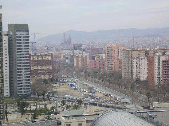 Amazing views picture of ac hotel barcelona forum by - Ac hotels barcelona ...