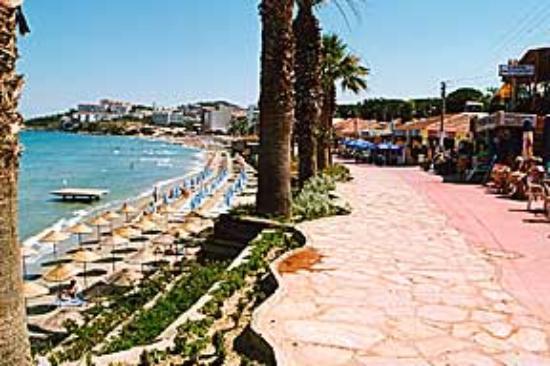 Opus Apart Hotel: laides beach