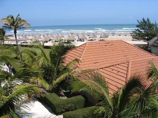 Club Maeva Tampico Miramar: View from the bridge